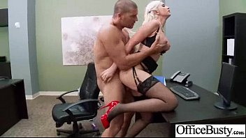 Sexy Big Juggs Girl (gigi allens) In Office Get Banged In Hard Style movie-22