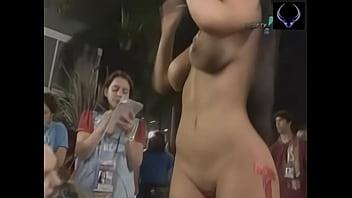Brazil Carnival - 2008 (behind the scenes: sex fantasy) 2 min