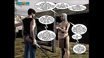 3D Comic: Six Gun Sisters. Episode 5 thumbnail
