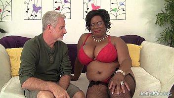 Sexy black plumper Marliese Morgan gets fucked hard thumbnail