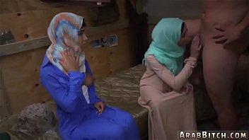 Arab teen Operation Pussy Run!