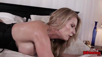 Blonde Rachael Cavalli Getting Hammered