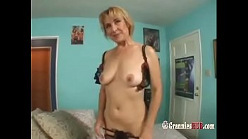 Guys eating mature pussy Gorgeous gilf blonde in sexy lingerie anal fuck