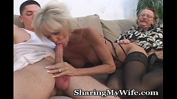 Mature Couple S wings With Young Cock g Cock
