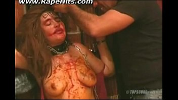 Girl getting dirty and punished by rs