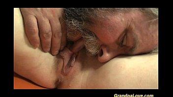 Fuck grandpa add porn - Lucky grandpa in love