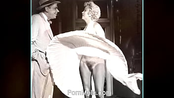 Photos of nude modeling - Famous actress marilyn monroe vintage nudes compilation video