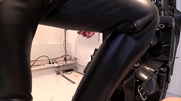 Boot worship gay - Worship obey your leather master