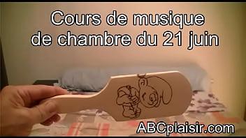 Cours De Musique De Chambre Fessée Et Humour