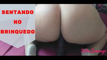 Rainha do Amador - Sitting hot on my toy with my 100% Natural Giant Ass - Access to WhatsApp and Content: www.bumbumgigante.com - Participate in my Videos 5 min