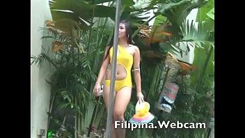 Finnagans bikini competition bc 2010 - Filipina.webcam webcam girls sexy bikini pool party competition in the philippines