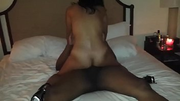 Asian hotwife on top of BBC