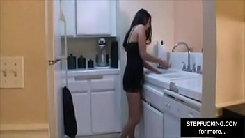 Son helping his incredibly HOT step mom- stepfucking.com