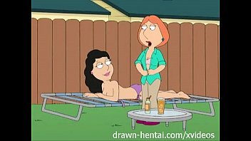 Family guy big tits hentai - Family guy hentai - backyard lesbians