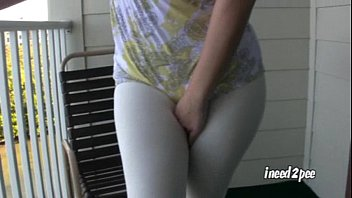 Gurls desperate to pee - Ladies desperate to use the bathroom 23