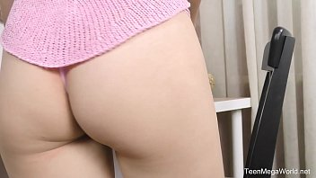 Beauty-Angels.com - Kecy Hill - Hottie Rides Dildo On Table