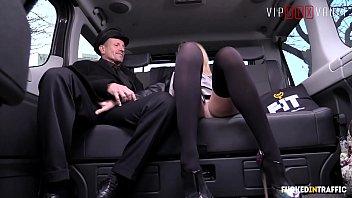 VIP SEX VAULT - Blondie Karina Grand Gets Multiple Cummed By Her Chaffeur Preview
