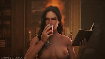 Ciri And Yen Lesbian Pussy Eating