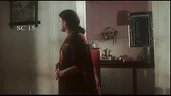 Shakila with Young Man Hot Bed Room Scene Image