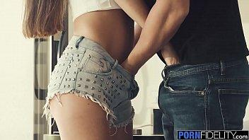 PORNFIDELITY Spanish Slut Anya Krey Loves Cock