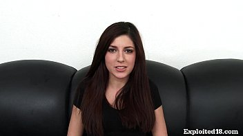 Hot New 18-year-old Teen Gets POUNDED HARD!