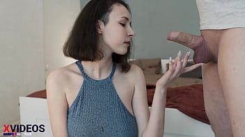 Tall Lady Big Boobs! Sex With Fat Cock! Fucked Big Ass Girlfriend!