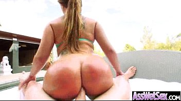 Anal Sex With Huge Butt Oiled Girl (klara gold) mov-14