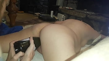 Real wife champagne pussy
