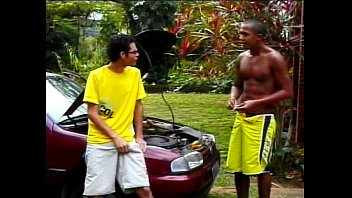 Gentlemens-gay - InterracialPoleSmokingParade - scene 2