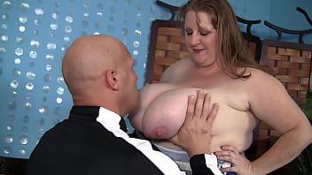 BBW MATURE - big natural boobs 35 min