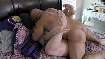I fuck Genesis and cum in her pussy 15分钟