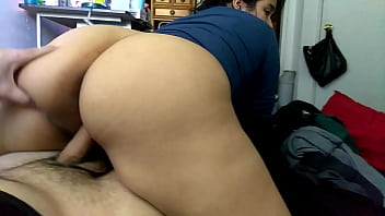 Thick manda rides boyfriends dick pov 3 min