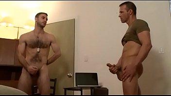SF06 - Ex-Military Scene 1 -Tony Bay & Rodney Steele