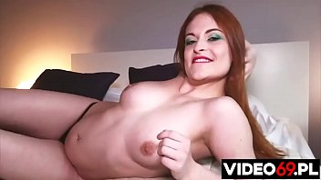 Polish porn - hot as the color of her hair