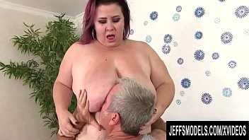 Bbw big mature plump tit - Fat mature redhead lady lynn gets her plump pussy railed to perfection