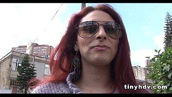 Sweet latina teen redhead Evelyn Contreras 5 51