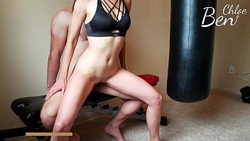 real couple hot sex at public gym 6分钟