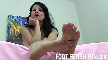 I want to show you how sexy my pedicured feet are