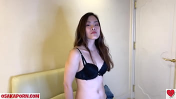 Nasty ugly Japanese with small tits talks about her sex experience before shows her hairy pussy.  Sara 1 OSAKAPORN