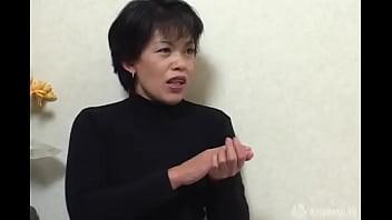 生ハメ澤田さん46才の超熟女!『気が狂っちゃいそう!』!年下肉棒SEX!愛撫!
