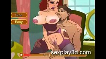 3D Hentai sex game Fucking the kingdom's slut queen