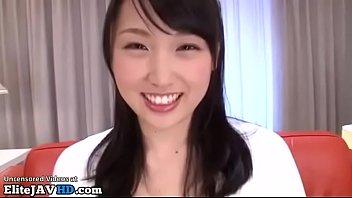 Japanese Cutest Teen Enjoys Rough Orgasm
