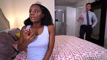 Horny brown teens - Haylee wynters gets a sex lesson from her stepdad bkb15785