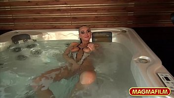 MAGMA FILM Shooting in the hot tub Preview