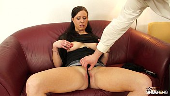 Fakeshooting - Casting turns into a hardcore fucking scene with hot babe Jana preview image