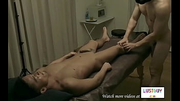 I went to a massage spa and this guy start licking my body