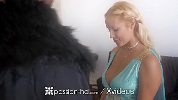 PASSION-HD Role Play Fuck and Facial with Big Tit Kylie Page Preview