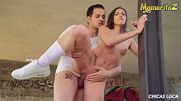 MAMACITAZ - Clea Gaultier & Anthony Gaultier Are Having Hot Sex In Public After The Lockdown