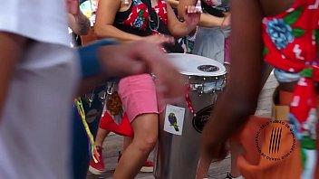 ELA VOLTOU!!! LA FÚRIA DA CORRETORA PARTE 2 - O encontro no carnaval!! Com a maravilhosa POCAHONTAS CARIOCA em mais uma cena orgasmática e exclusiva para o CANAL DO TIGRÃO!!