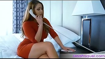 A Rich Lady Get Massaged And Fucked By Black Guy